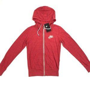 Women's Nike Full Front Zip Hoodie
